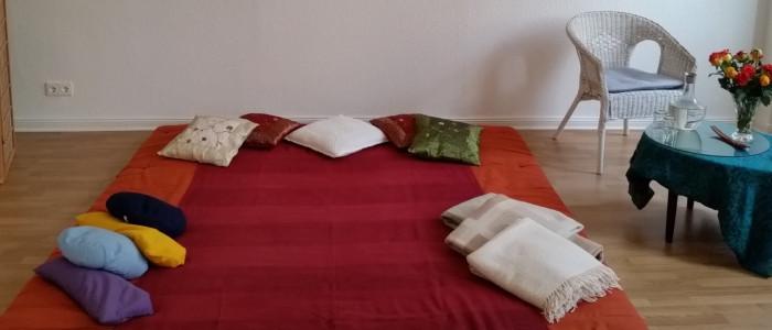 Yoga bei Devta - Massageplatz