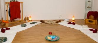 Yoga bei Devta - Togostrasse Raum